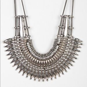 Urban Outfitters Mercer Bib Necklace